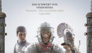 """Buchprojekt – """"Das Schwert von Vindonissa"""""""